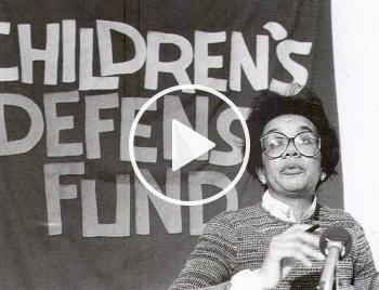 Marian Wright Edelman and the Children's Defense Fund Documentary by Anthony Meng