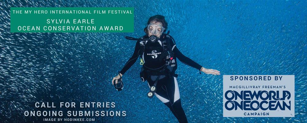 Sylvia Earle call for entries