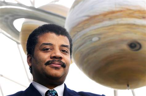 Picture of Neil deGrasse Tyson