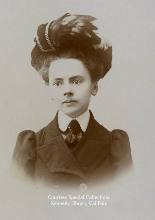 Picture of Julia Morgan