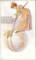 Picture of Elizabeth Jane Cochrane<br>(Nellie Bly)