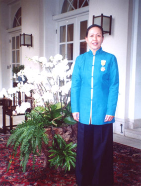 Mrs. Mei Ng (Friends of the Earth, Hong Kong)