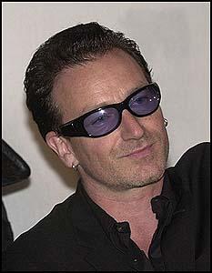 Picture of Paul Hewson (Bono)