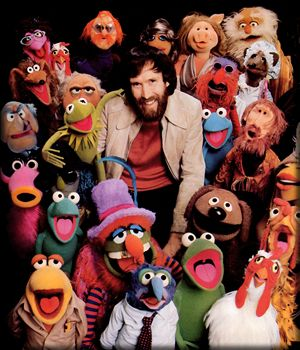 Henson and friends  (www.arcadovelho.com.br/ Mupts/Muppets.htm)