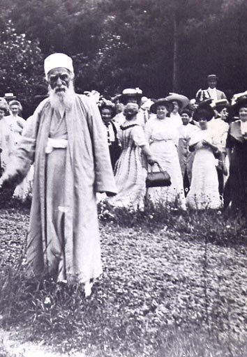 Picture of Abdu'l-Bahá