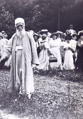 Film: Luminous Journey: 'Abdu'l-Bahá in America, 1912: 2011