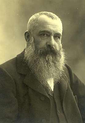 Picture of Claude Oscar Monet