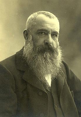Picture of Claude Oscar Monet