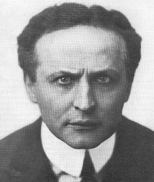 Picture of Harry Houdini