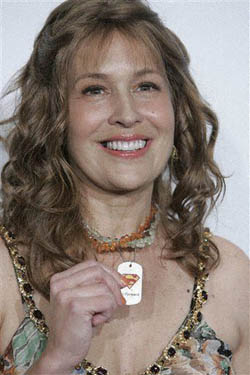 Dana Reeve (AP Photo/Steve Chernin, File)
