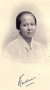 Picture of Raden Ajeng Kartini