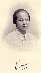 Picture of Raden Ajeng Kartini