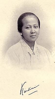 Raden Ajeng Kartini My Hero