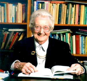 Picture of Dame Cicely Saunders
