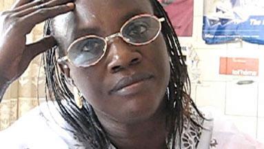 Doctor Gueye in Senegal