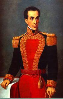 Picture of Simon Bolivar