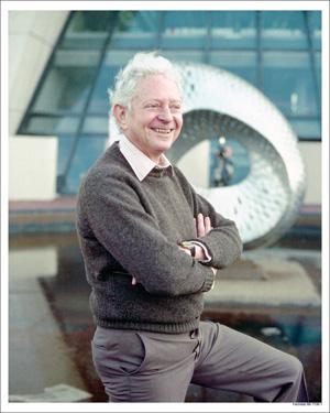 Leon Lederman (Fermilab)
