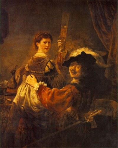 Picture of Rembrandt van Rijn