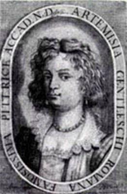 Artemisia Gentileschi My Hero