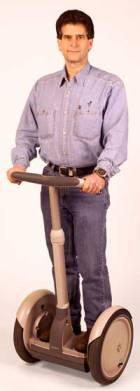 Dean Kamen on his invention, the Segway Human Transporter
