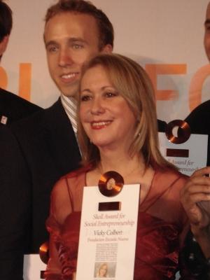 Skoll Award for Social Entrepreneurship (Fundacion Escuela Nueva Volvamos a la Gente)