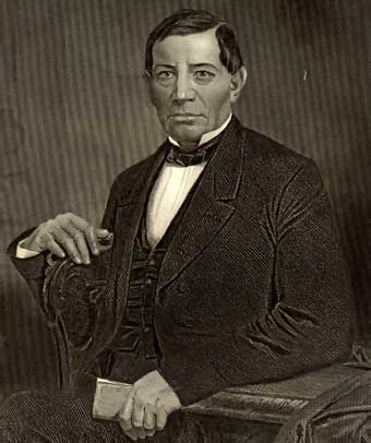 Picture of Benito Pablo Juarez Garcia