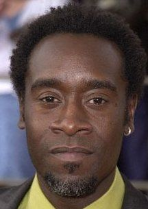 Picture of Don Cheadle and Darfur Now
