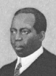 Picture of Scott Joplin