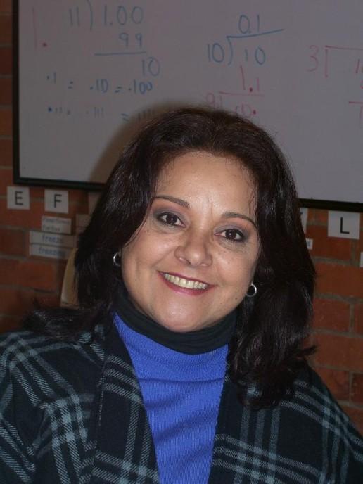 Ana Eugenia at work