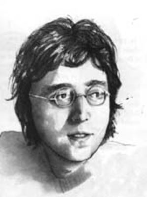 john lennon my hero