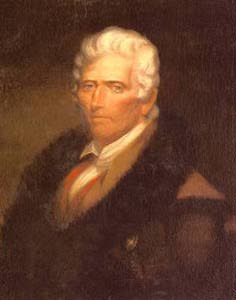 Picture of Daniel Boone