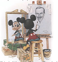 Picture of Walt Disney