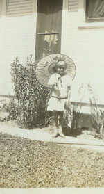 Betty as a young girl. (Personal Photos)