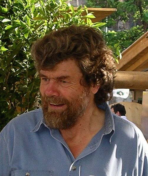 Reinhold Messner (commons.wikimedia.org)