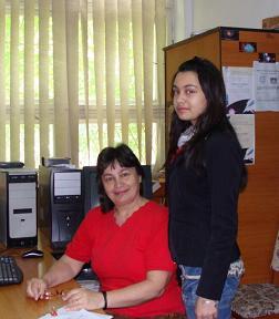 Picture of Georgiana Munteanu, My English Teacher