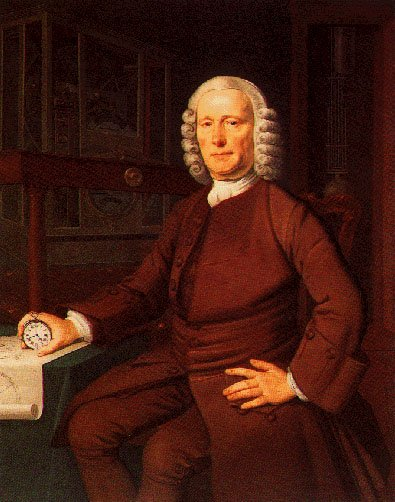 Picture of John Harrison
