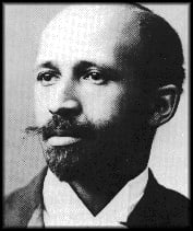 Picture of W.E.B. Dubois