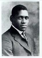 Picture of Paul Robeson's Heroes