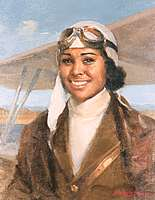 Bessie Coleman (www.firstflight.org)