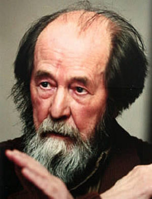 Picture of Alexander Solzhenitsyn
