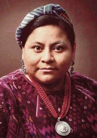 Picture of Rigoberta Menchu Tum