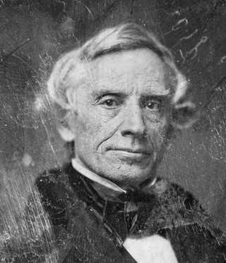 Samuel Morse (http://history.sandiego.edu/gen/images3/1844morse.jpg)