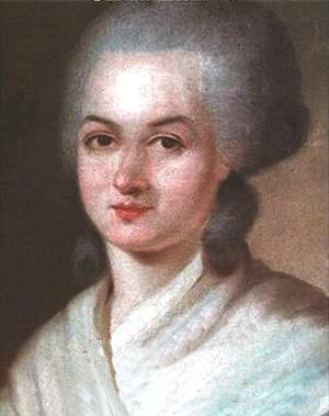 Picture of Olympe de Gouges