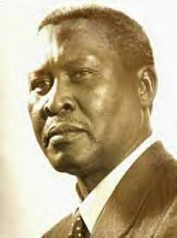 Picture of Albert Luthuli