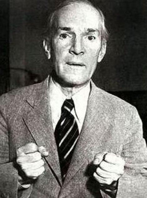 Picture of Upton Sinclair