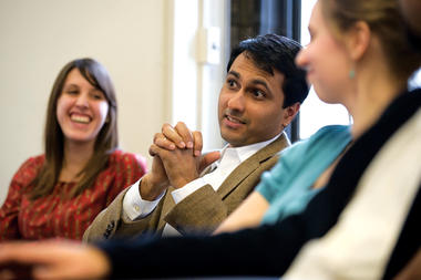 Picture of Eboo Patel: Helping young people champion religious tolerance