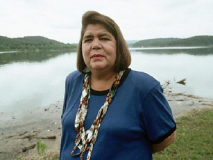 Picture of Chief Wilma Mankiller