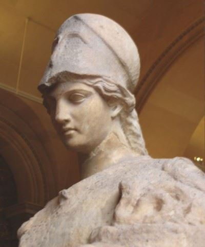 Picture of Literary Hero: Athena by Jannie from San Jose