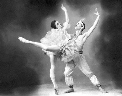 Picture of Rudolph Nureyev