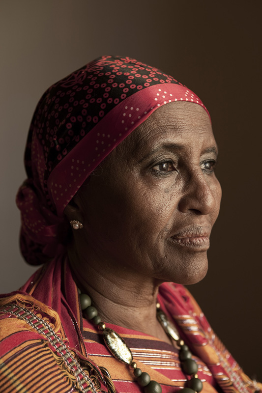 Dr. Hawa Abdi (Photo by Pieter Hugo)